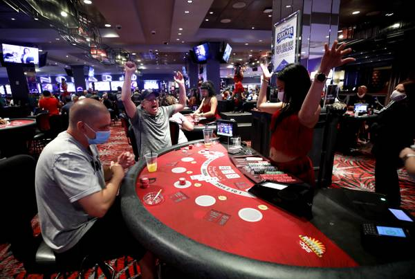 Simple Steps To An efficient Casino Strategy
